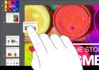 iPad Keynote对幻灯片重新排序