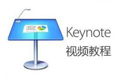 Keynote for mac 官方视频教程目录