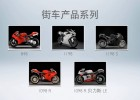 经典keynote演示作品 Ducati Superbike
